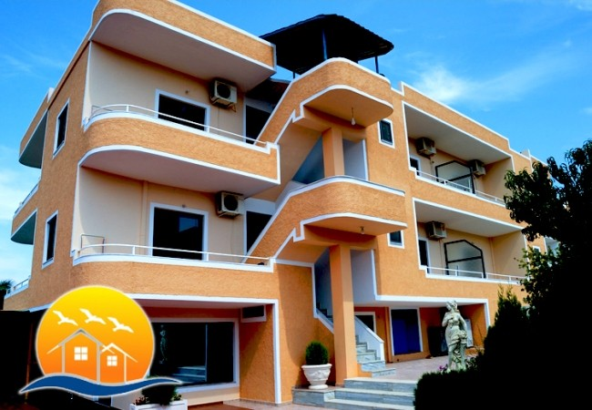 Holiday In Ksamil Saranda Hotel Vila Park Bujari Ksamil