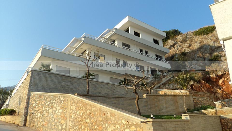 Villa Apartment For Sale In Dhermi Beach Albania