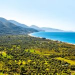 Land for sale in Borsh coast in Albania