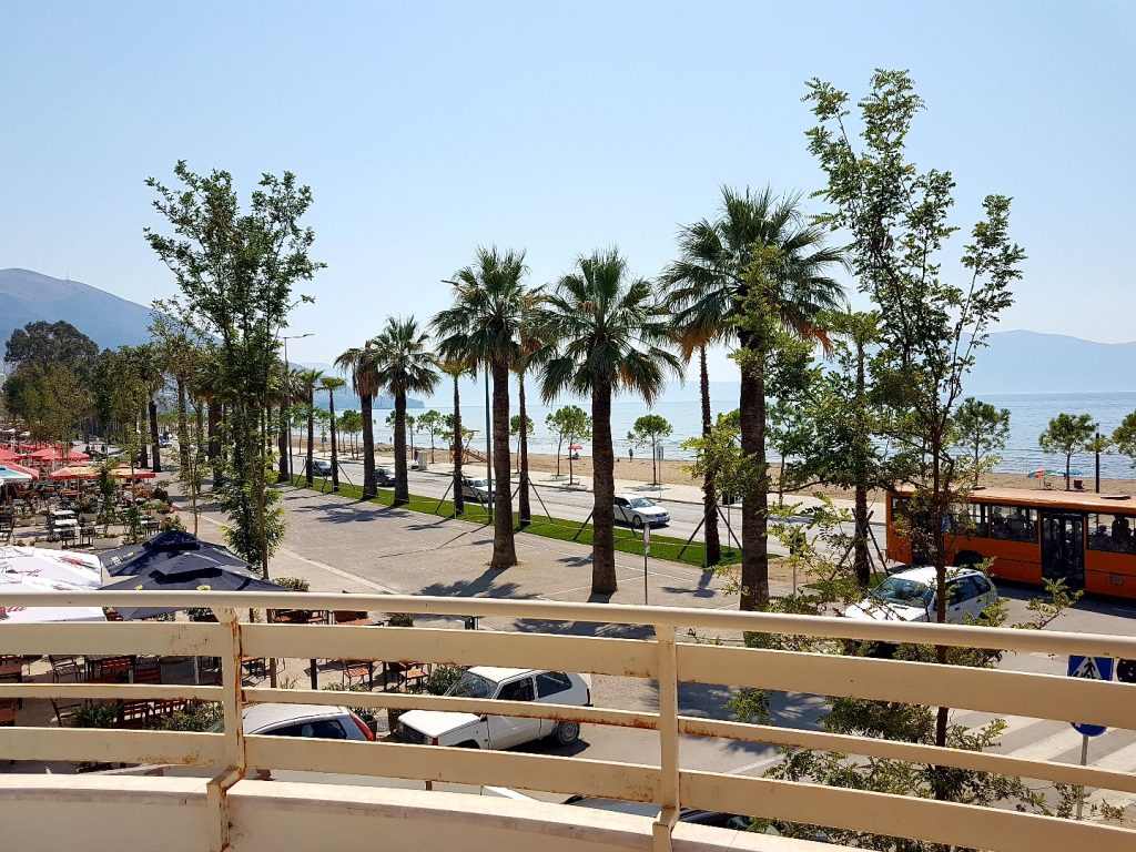 Beachfront Apartment for sale in Vlora