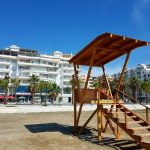 Studio for sale in Vlora beach
