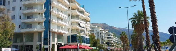 Furnished apartment for sale in Vlora beach
