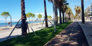 Apartment for sale in Vlora waterfront promenade