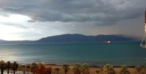 Apartment with sea view for sale in Vlora