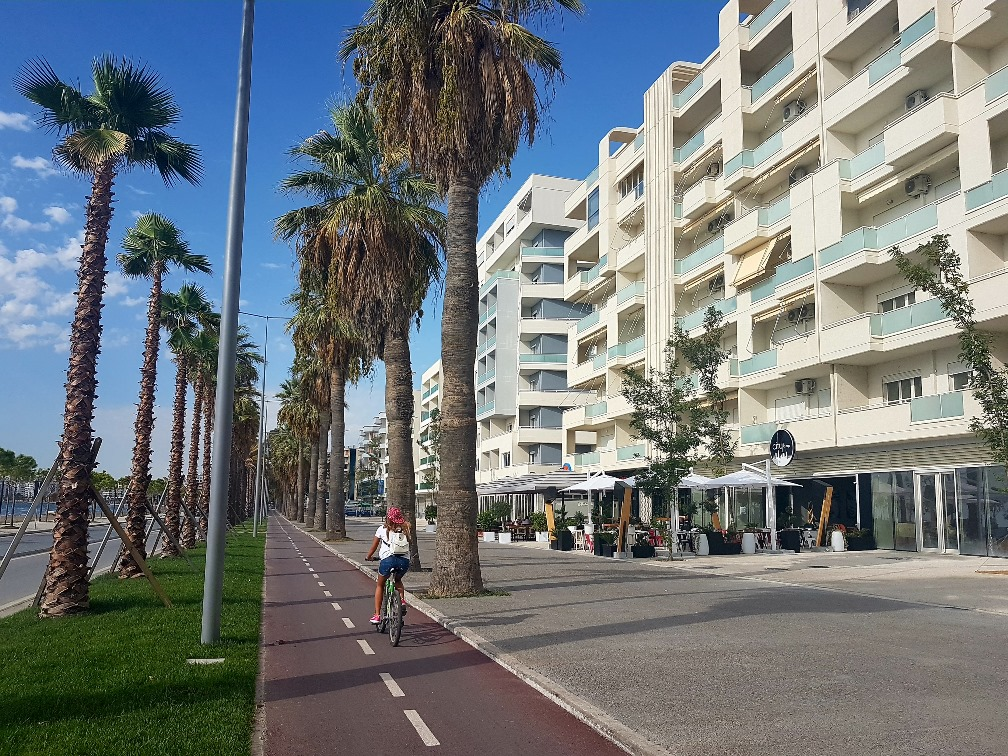 Vlore Apartment for sale next to the beach