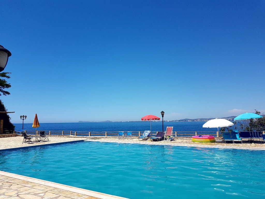 Apartment for sale in luxury residence in Vlora