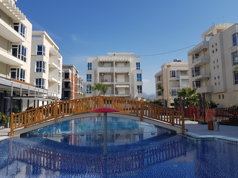 Apartment for sale in Radhima beach