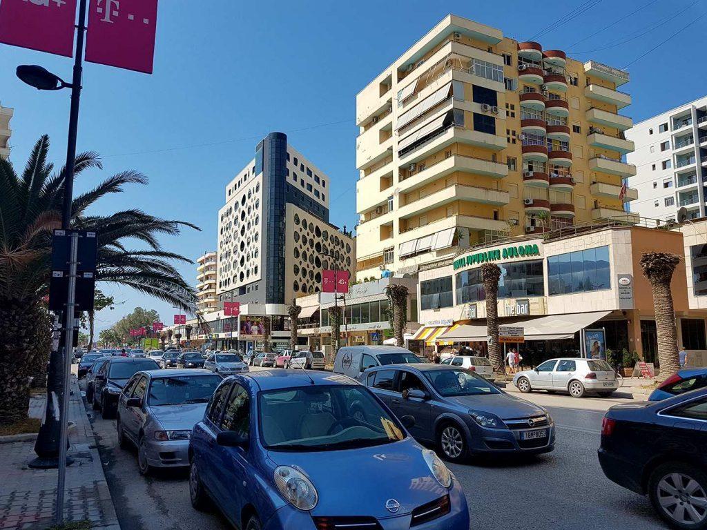 Appartamento in vendita nel Corso Ismail Qemali Valona