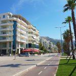 Appartamento vendita sulla spiaggia di Valona,