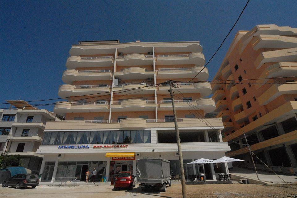 Apartament per shitje ne plazh Vlore
