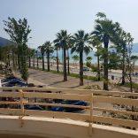 Apartament me pamje nga deti ne Vlore