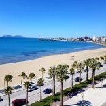 Apartament me pamje te plot nga deti per shitje ne Vlore