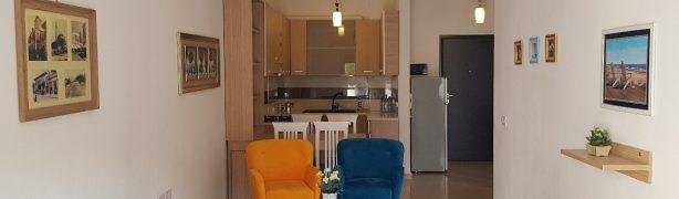 Shitet apartament 1+1 ne Lungomare